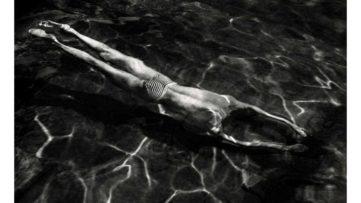 Andre Kertesz - Underwater Swimmer