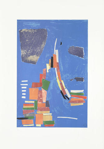 Andre Lanskoy-Journal d'un fou 20 folio-1973