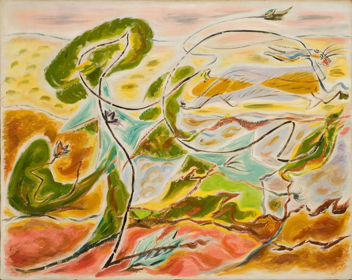 Andre Masson - The Hare