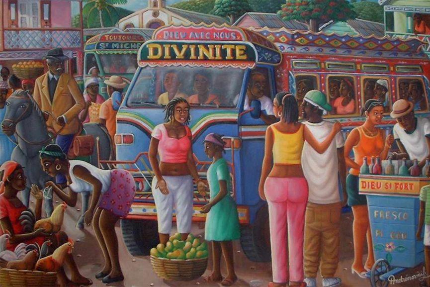haiti pierre