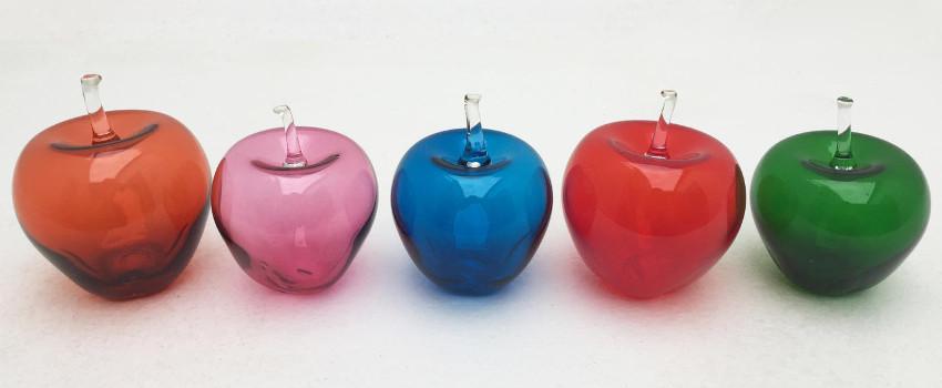 Andrea Fiebig - Studio work - Transparent - Mini (Multiple Colors), 2015