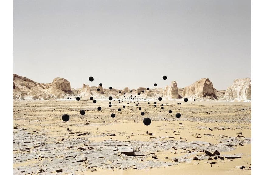 Andrea Galvani - Death of an Image #18, 2008