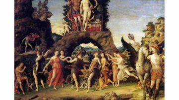 Andrea Mantegna - Parnassus