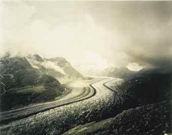 Andreas Gursky-Aletschgletscher-1993