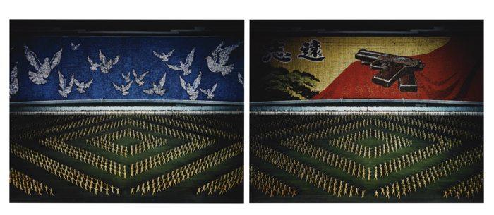 Andreas Gursky-Pyongyang II-2007