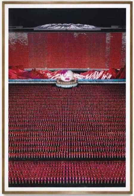 Andreas Gursky-Pyongyang IV-2007