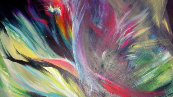 Andree Amarica - Lightness, 2013 (detail)