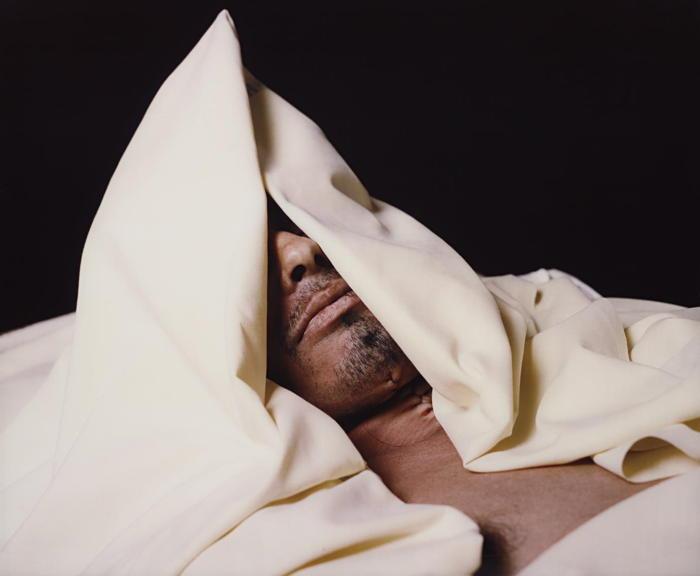 Andres Serrano-The Morgue, Death Unknown-1992