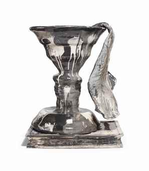 Andrew Lord-Profile Vase (Gauguin), 'Verzameld Werk'/Van Ostaijen and draped Picasso-2002