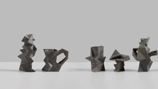 Shape & Space: New Ceramic Presence