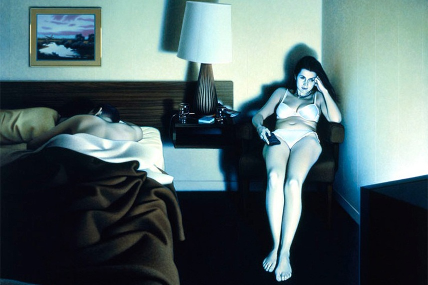 Andrew Valko - Sleepless Night, 1997