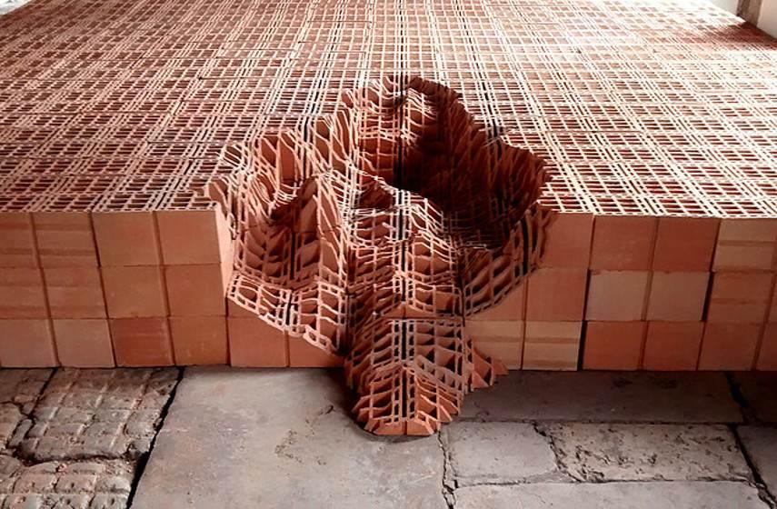Andrey Zignnatto - Erosões #1, 2013