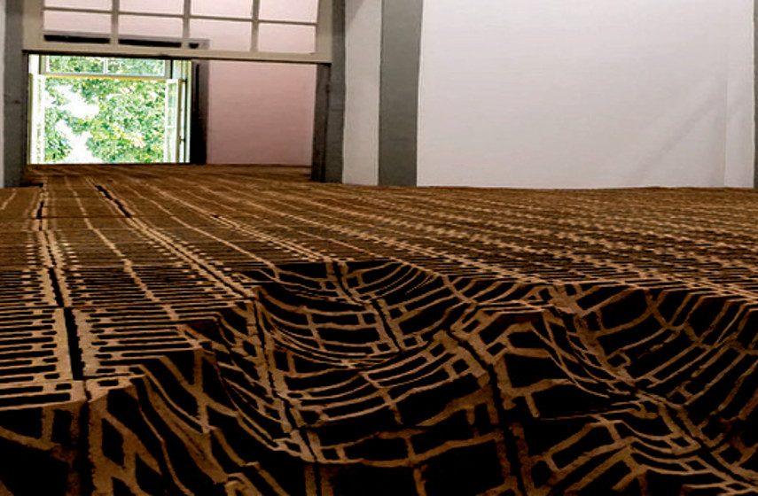 Andrey Zignnatto - Erosões #5 (detail), 2013