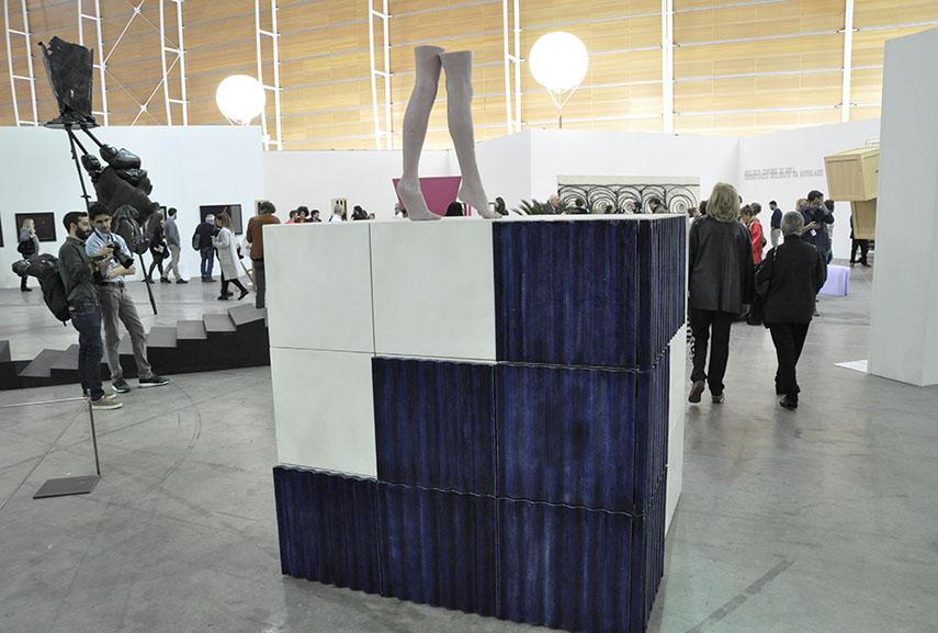 in mostra artissima 2015