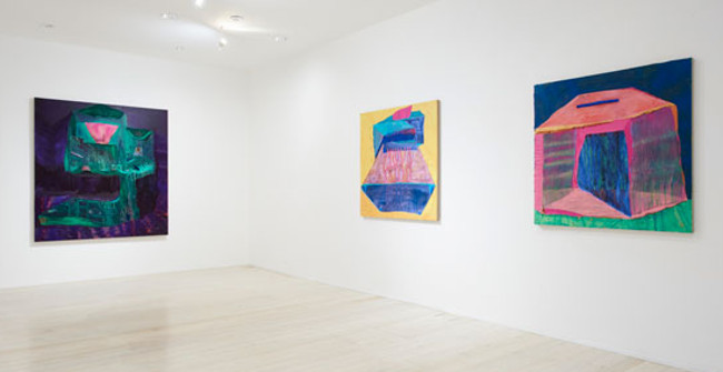 Andrzej Zielinski - Devices, solo show at Dolphin Gallery, Kansas CIty, 2012, installation view, photo courtesy of Gallery 9