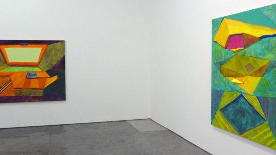 Andrzej Zielinski - solo show at Dolphin Gallery, Kansas CIty, 2012, installation view, photo credits - NY Post Modern