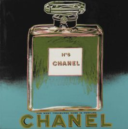 Andy Warhol-Chanel (From Ads)-1985