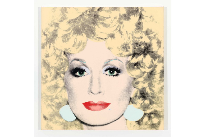Andy Warhol - Dolly Parton