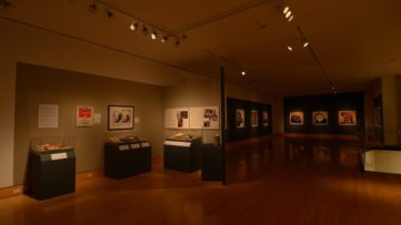 Andy Warhol Endangered Species - Installation view
