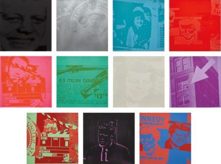 Andy Warhol-Flash - November 22, 1963-1968