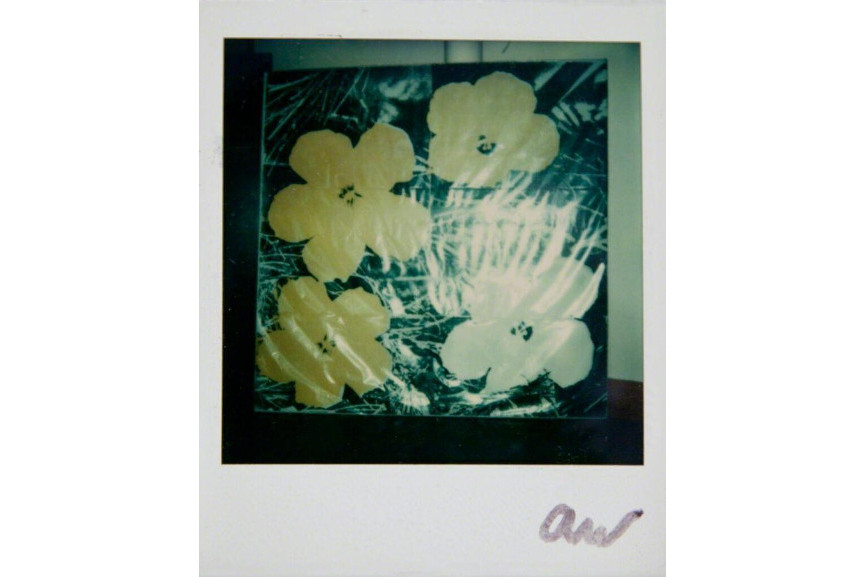 Andy Warhol - Flowers, 1976