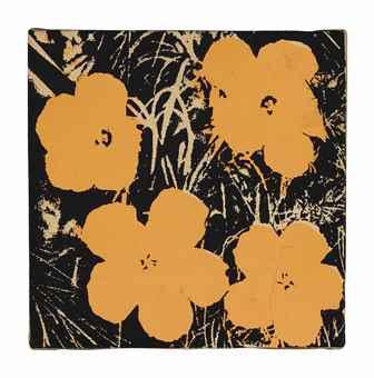 Andy Warhol-Flowers-1965