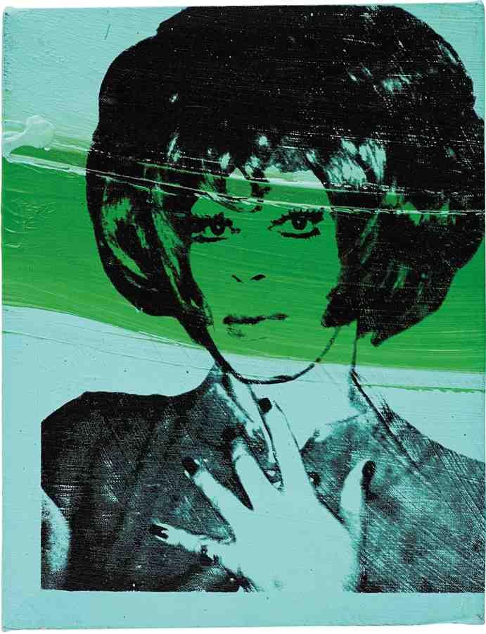 Andy Warhol-Helen/Harry Morales for Ladies and Gentlemen-1975