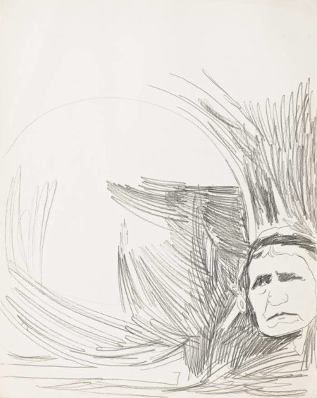 Andy Warhol-Indian-1962