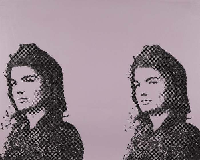 Andy Warhol-Jacqueline Kennedy II (Jackie II), from 11 Pop Artists, Volume II-1966