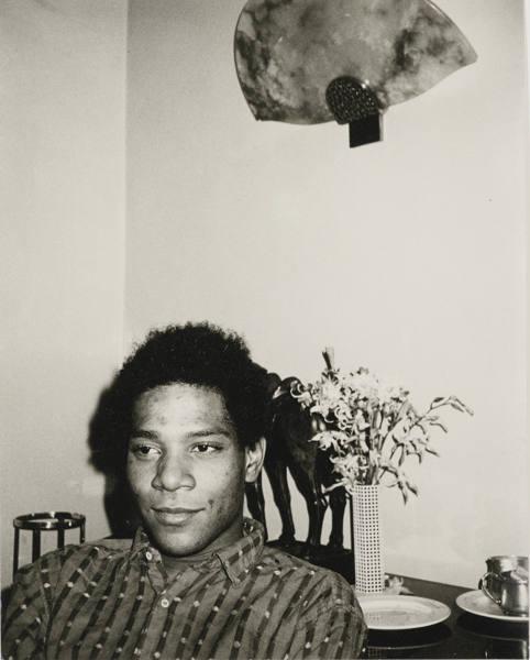 Andy Warhol-Jean Michel-Basquiat-1984