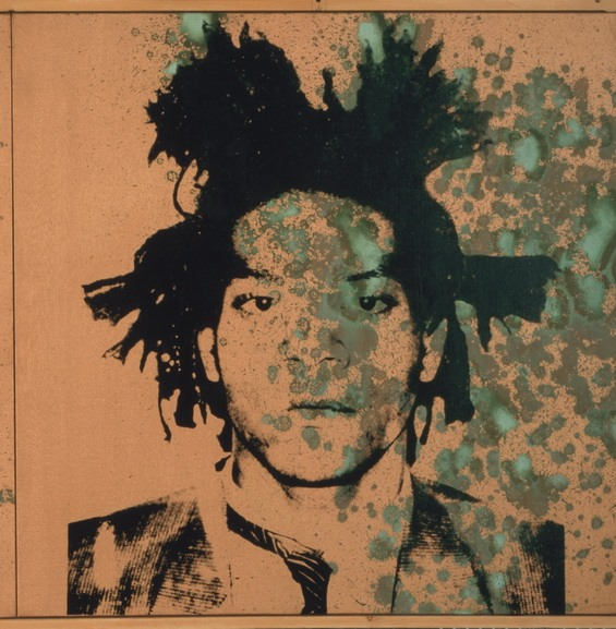 Andy Warhol - Jean-Michel Basquiat