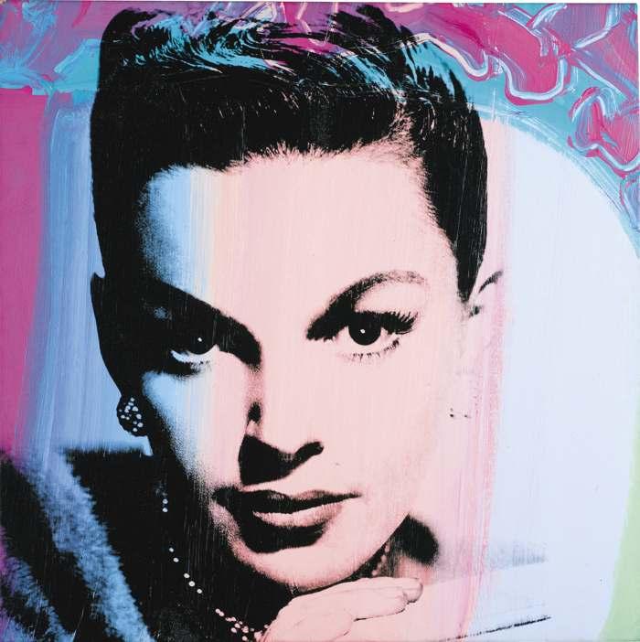 Andy Warhol-Judy Garland-1978