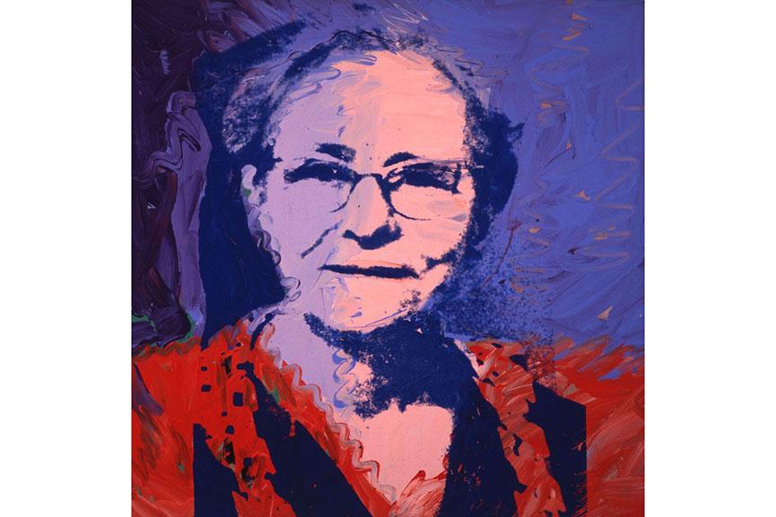 Andy Warhol - Julia Warhola, 1974