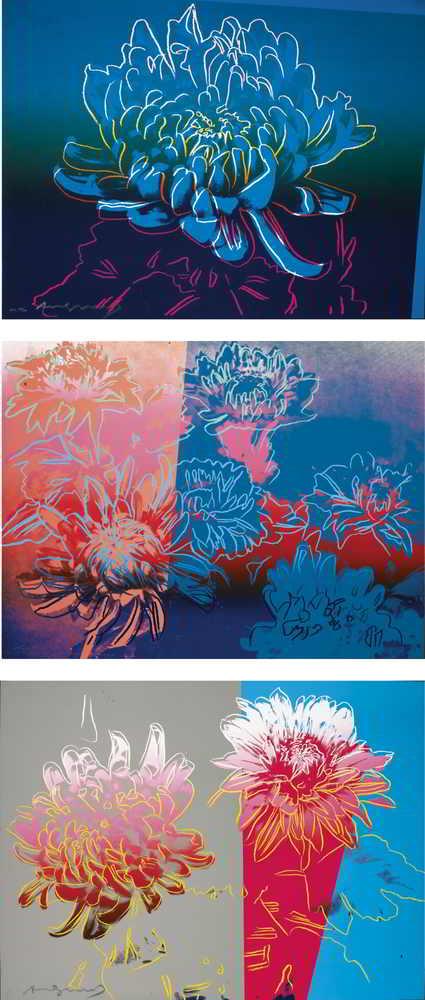 Andy Warhol-Kiku-1983