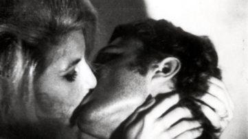 Andy Warhol - Kiss, 1963