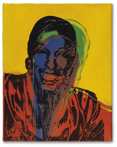 Andy Warhol-Ladies And Gentlemen (Wilhelmina Ross)-1975