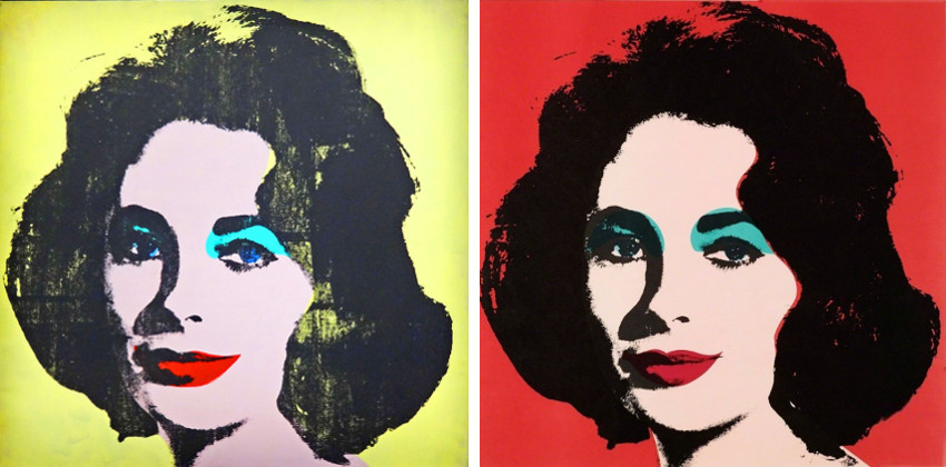 andy warhol's celebrity