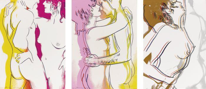 Andy Warhol-Love-1983