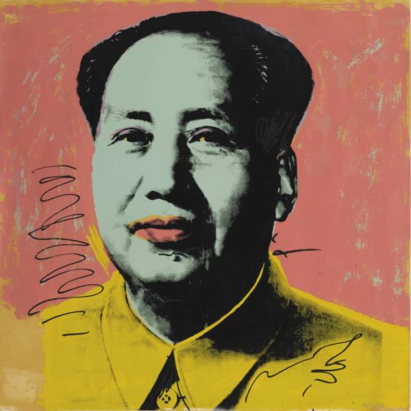 Andy Warhol-Mao (F&S Ii 91)-1972