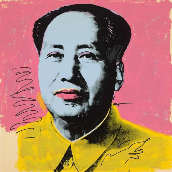 Andy Warhol - Mao (II.91), 1972