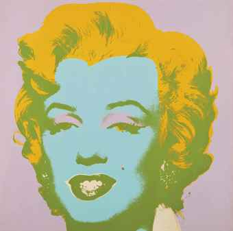 Andy Warhol-Marilyn-