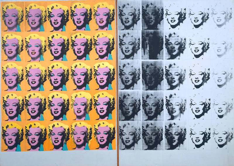 celebrity by andy warhol