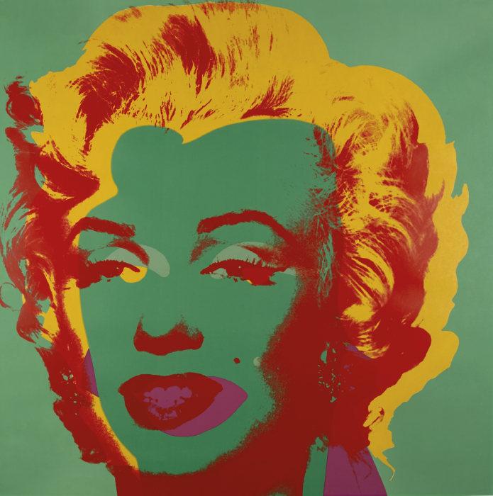Andy Warhol-Marilyn-1967