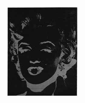 Andy Warhol-Marilyn (Reversal)-1986
