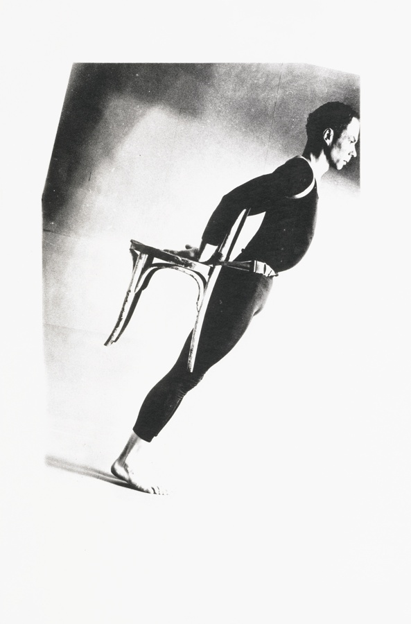 Andy Warhol-Merce Cunningham-