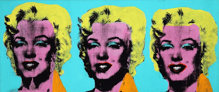 the father of pop art a brief biography of andy warhol