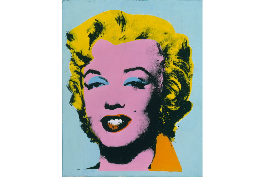 Andy Warhol - Mint Marilyn