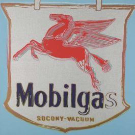 Andy Warhol-Mobil (From Ads)-1985