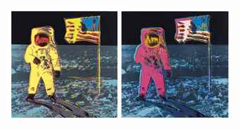 Andy Warhol-Moonwalk-1987