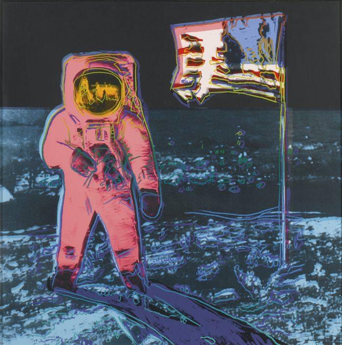 Andy Warhol-Moonwalk-1987